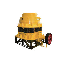 Granite Gold Rock Cone Crusher Machine Parts