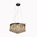 Light fixtures modern K9 crystal wholesale pendant light cord Lighting led
