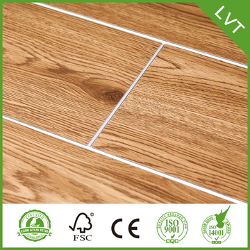 Hot Sales Luxury Vinyl Plank golv med glasfiber