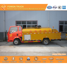 HOWO 8000L pressure washing truck