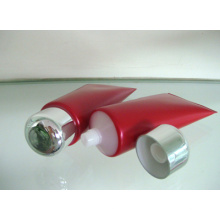 Tubo de plástico extruido para el empaquetado cosmético