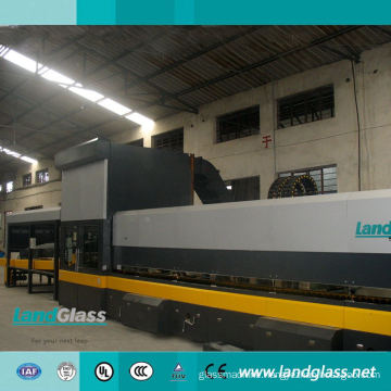 Landglass Ld-B Bent Tempering Machine for Automotive Side Glass