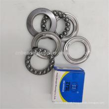 Rolamentos de esferas 51209 de 45x73x20mm Thurst para máquinas de impressão