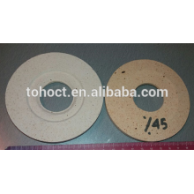 Ceramic rings/ washers for ceramic cuplocks with steel pins