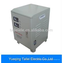 AC signo fase servo motor estabilizador de tensão para ar condicionado