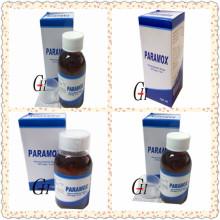 Xarope de paracetamol antipirético