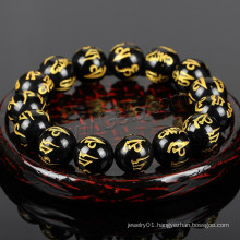 2015 Gets.com wish mala buddhist prayer beads black onyx