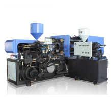 Gemischte Farben Kunststoff-Spritzguss-Machine(KM410-140L)