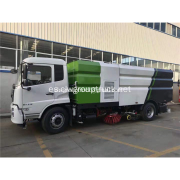 Road Sweeper Street Sweeping Truck en venta