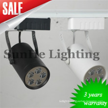 modern stylish europe style led track light & China factory low price wholesale Support OME