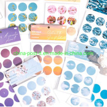 Round Die-Cutting Decorating and Sealing Stickers