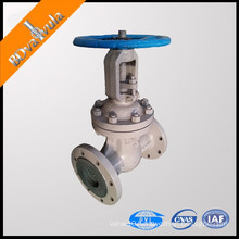 GOST gate valve cast iron stem wedge gate valve drawing