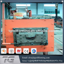 Hot selling gutter roll forming machine aluminum gutter machine