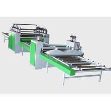 Halbautomatische Papierlaminiermaschine