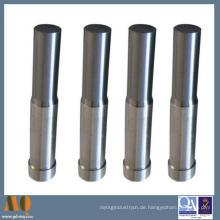 Kundengebundene Hartmetall-runde Eckstifte mit Zinn-Beschichtung