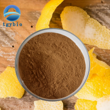 Poudre d'extrait de zeste de citron biologique naturel d'approvisionnement d'usine