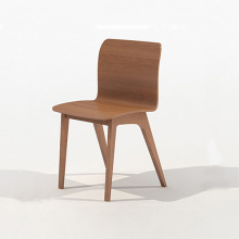 Restaurante Contemporâneo Solid Wood Dining Morph Chair