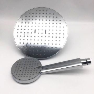 Cabezales de ducha de vapor húmedo
