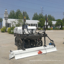 Laser Guided Concrete Floor Grinding Machine