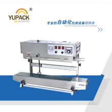 Непрерывные полиэтиленовые пакеты с вертикальным тепловым уплотнением