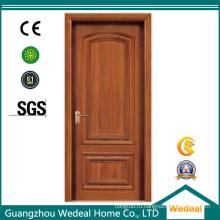 ПВХ/ПВХ МДФ межкомнатные двери для гостиничного проекта с современным дизайном