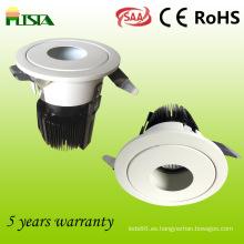 Precio por mayor redonda techo abajo luz (ST-CLS-A04-7W)