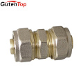 GutenTop Brass compression fittings for pex-al-pex pipes OEM available