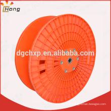 bobina de plástico abs para el envío de cables o cuerdas