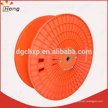 abs plastic bobbin for wire or rope shipping