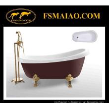 Классическая акриловая свободная красная ванна (BA-8303)
