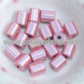 bicone glass beads,clothing decoration crystal beads