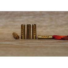 Accesorio al por mayor del metal / extremo del clip del metal para el cordón del cordón del zapato y que inclina la máquina