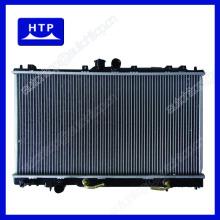 auto aluminum radiator used for MITSUBISHI LANCER L4 AT MR497745