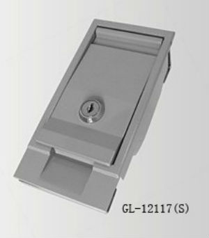 Truck Door Lock for Trailer Electrophoretic Steel