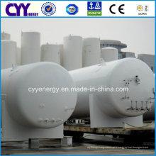 Réservoir industriel d'oxygène et d'argon d'oxygène à basse pression
