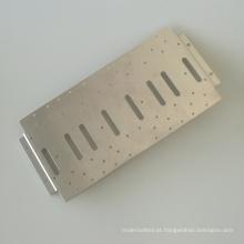 Fabricação de estamparia de folha de metal de fábrica OEM / peças de fabricação de chapa metálica