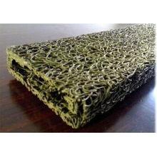 Estera de drenaje geocompuesto Estera de plástico para pisos resistentes