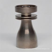 Nuevo-Vape 14 / 18mm clavo Titanium sin par para fumar al por mayor (ES-TN-037)