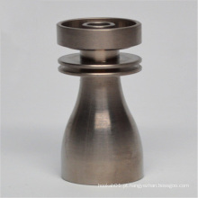 Novo-Vape 14 / 18mm Domeless Titanium prego para fumar atacado (ES-TN-037)