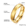 Wholesale Jewelry PVD Blue Plated Ring For Women