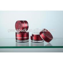 Красное акриловое кремовое масло высшего качества