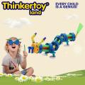 Los niños montados Animal Toy Dragon Puzzle Model