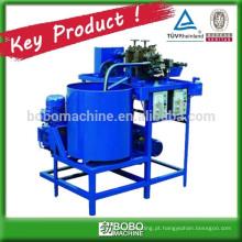 Máquina de condutas metálicas flexíveis de bloqueio quadrado