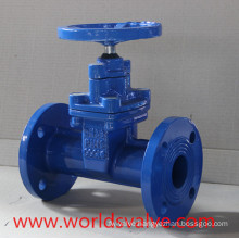 F5 Ggg50 Ggg40 Sluice Gate Valve for Water (Z45X-10/16)