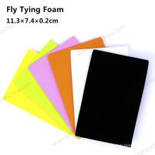 Nuevo diseño Fly Tying Materials Espuma de pesca