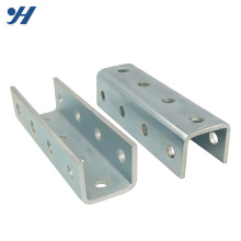 Alibaba Suppliers Stainless Steel Strut Slotted Channel Steel,U Channel Steel Sizes