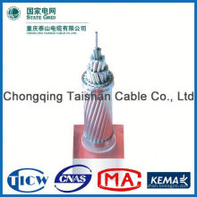 Factory Wholesale Prices!! High Purity asc conductor/all aluminum stranded bare conductor