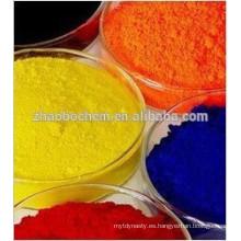 Colorantes reactivos amarillo 82