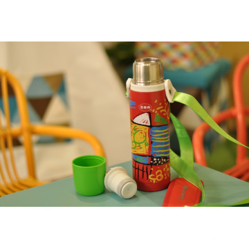 Double Wall Vacuum Stainless Steel Outdoor Flask Svf-500j