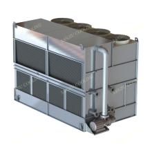 122 Ton Closed Circuit Cross Flow GHM-3100 Kühlturm füllen Nicht runder Square Liquid Cooling Tower